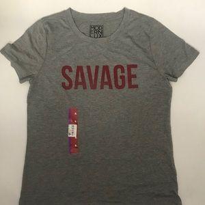 Modern Lux Savage T-shirt, size XL